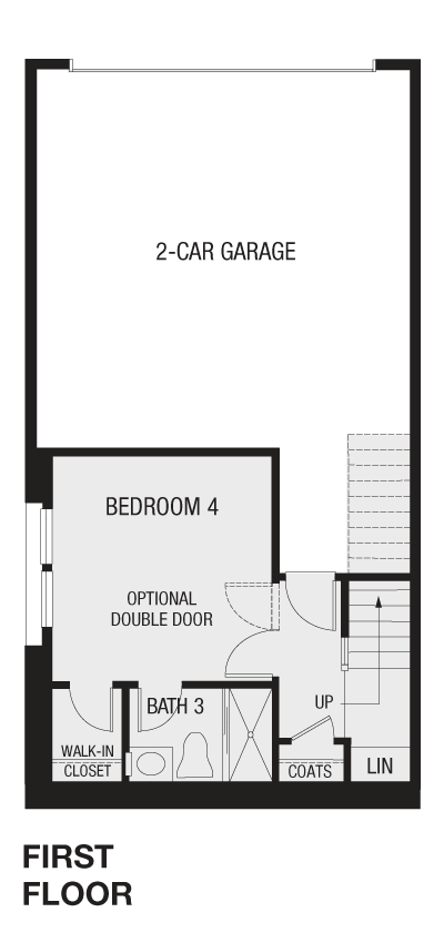 The Kylie - Floor Plan 1