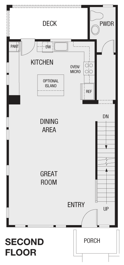The Kylie - Floor Plan 2