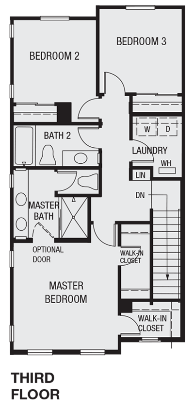 The Kylie - Floor Plan 3